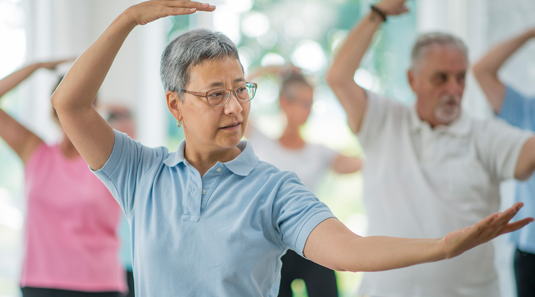 Montage Creek - Retirement Living - Yoga Classes